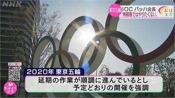 不論武漢肺炎是否大流行IOC副主委:明年東奧一定如期辦