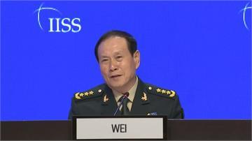 囂張!中國國防部長評六四 竟說「制止動亂」是正確方略