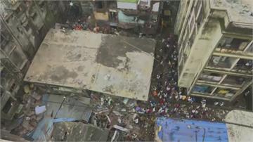3層公寓坍塌至少10死 1男奇蹟生還振奮人心