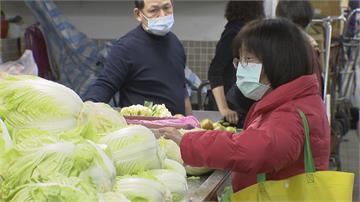 寒流襲擊被凍傷! 高麗菜漲2成、絲瓜漲逾3成