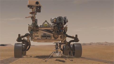 「毅力號」探成功登陸火星 陳艾倫背後重要推手