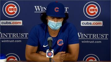 MLB/達比修戴口罩報到!疫情若失控不排除退賽