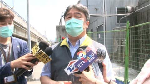 快新聞/柯文哲稱「被設局」 王必勝:一開始就說是記者會「站著怎麼開會」