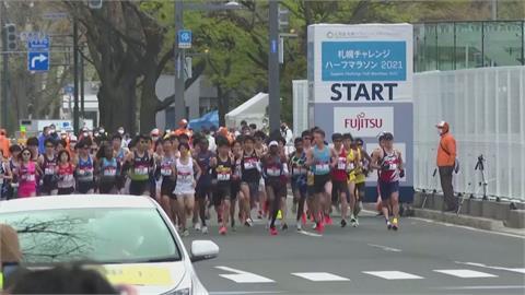 東奧馬拉松恐爆群聚感染 札幌醫生出面反對