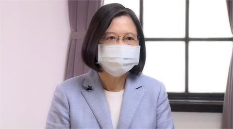 快新聞/姚嘉文新書發表 蔡英文:台灣若加入聯合國定能做出更多貢獻