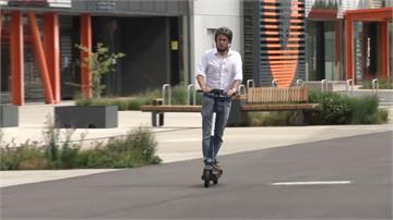 英國人防疫新招!電動滑板車代步創商機