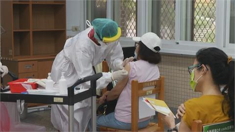 快新聞/第十輪逾117萬人完成預約接種 明起至10/14開打疫苗