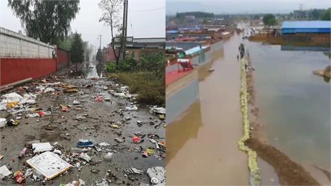 山西洪災官方急撥2億救助金!中國網友算出受難者僅分到124元