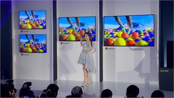 搶大尺寸電視市場 日商推4K HDR液晶電視