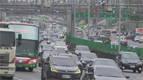 快新聞/雙十連假第2日 省道3路段將管制、國道注意15地雷路段