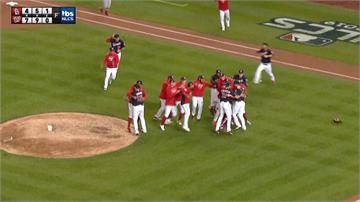MLB/四連勝橫掃紅雀!國民隊史首晉級世界大賽
