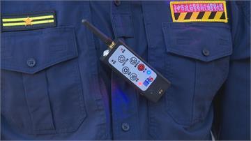 黃金三秒嗶嗶嗶! 交警取締預警系統「肩燈亮」防撞