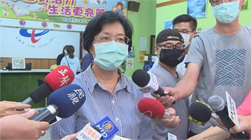 快新聞/澄清萬人血清抗體試劑「非來自中國」 王惠美:有沒有商機我們不懂