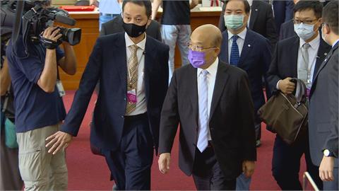 3+11補充版報告蘇揆道歉 國民黨仍杯葛議事空轉