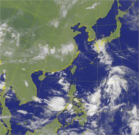 快新聞/高溫炎熱!防午後強降雨 熱帶低壓恐變成「輕度颱風」