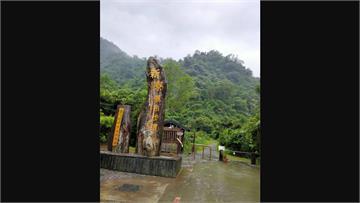 快新聞/周邊土石流黃色警戒 宜蘭新寮瀑布步道全線暫時封閉