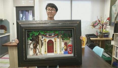 從日常生活擷取靈感 越南樂高玩家創作特色作品