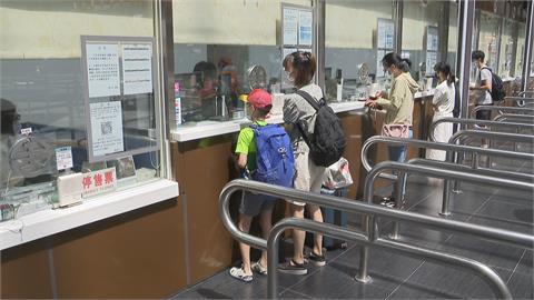 中秋車票開搶! 高鐵15分鐘賣出15萬張票 台鐵東、西幹線長程車全滿
