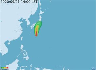快新聞/今年第12號颱風「白海豚」生成 朝日本移動
