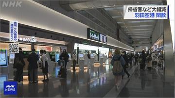 日本鎖國!國旅人潮銳減 入境航班資訊「一片慘綠」