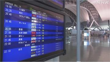 肺炎害慘航空業 訪日外國客大降9成
