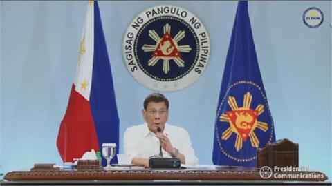 為獲刑事豁免權 杜特蒂擬參選菲國下屆副總統