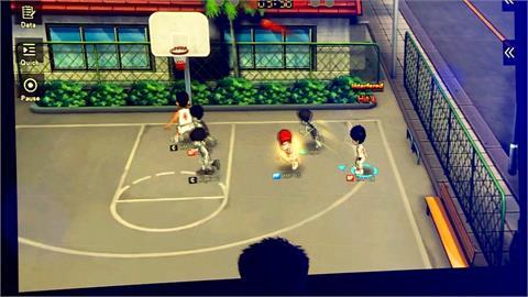 日本籃球動畫正版手遊 從線上戰到線下!