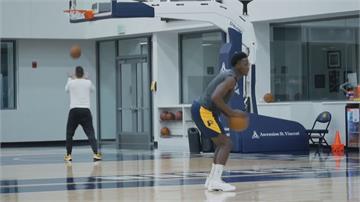 NBA新球季12月23開打 勇士2球員染疫延開訓