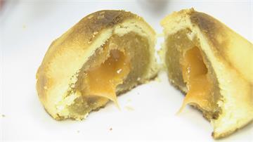 流心月餅大熱門 40年老店已賣出40萬顆