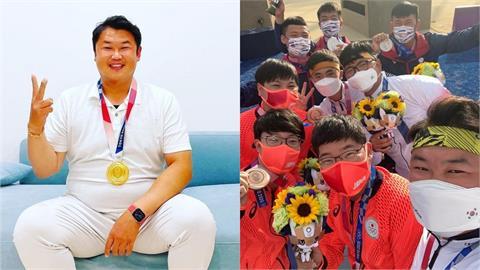 南韓射箭大叔曝「史詩級自拍」原因!台灣選手「這句話」讓他超感動