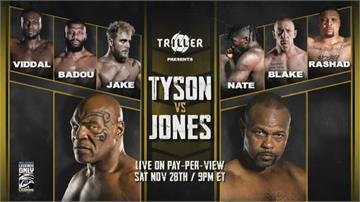 前世界重量級拳王泰森重返擂台 奇葩規則引UFC主席嘲諷