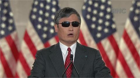 流亡美國9年取得美籍 中國維權人士陳光誠籲:對中共硬起來