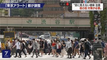 日本武漢肺炎疫情再起?東京單日增47確診病例