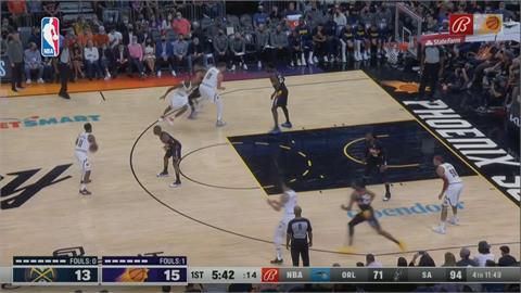 NBA/咖哩小子柯瑞獨得45分 勇士勝快艇開季2連勝