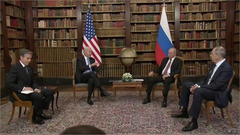 美俄峰會日內瓦登場 衝突議題互不讓步!