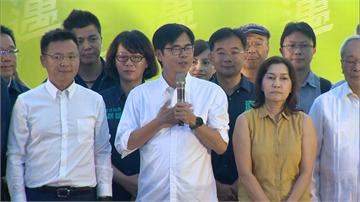 快新聞/陳其邁當選高雄市長 高市議長:投票率得票數雙低代表性恐不足