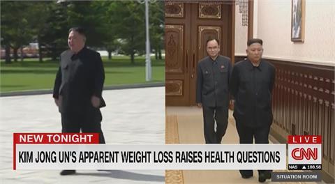 金正恩神隱1個月變瘦了?健康狀況再度受關注