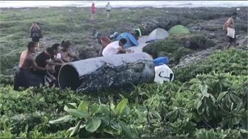 好心給雷親?志工蘭嶼淨灘 遭清潔隊警告