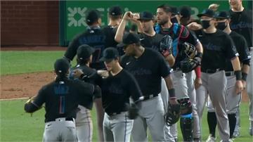 MLB/又4人中鏢!馬林魚染疫風暴蔓延 球隊暫停比賽至8月3日