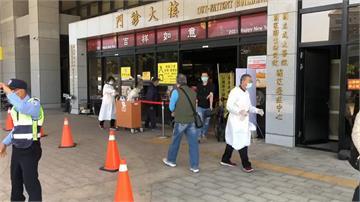 加強醫院防疫!台南門診就診總量管制 屏東進醫院需刷健保卡