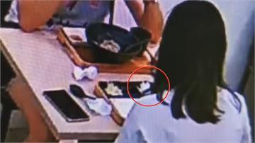 高雄母女便當店用餐稱吃到衛生紙店家調監視器後...神展開 竟是「自導自演」