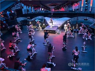 疫情衝擊新加坡娛樂場所 夜店求生存 變身飛輪教室