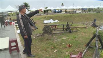 寒潮爆發如冬版颱風 19縣市發陸上強風特報電線斷大停電、樹倒...  幸無人受傷