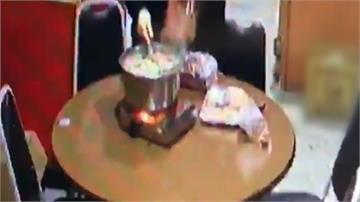 噁爆!羊肉爐內見完整老鼠 網友KUSO:料理鼠王