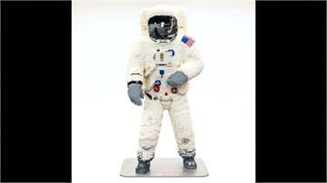 阿波羅登月50週年 丹麥樂高打造太空人致敬