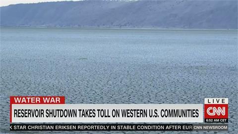 美西乾旱嚴重 奧勒岡政策失敗農民無灌溉水可用