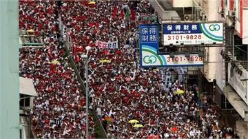 全球/為何每年七一港人必上街?主權移交22年不放棄爭民主
