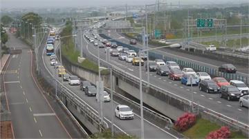 中秋連假交通量恐創新高 國道高乘載管制「提早1小時」