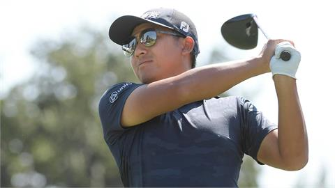 PGA飛塔錦標賽第3輪 潘政琮排名攀升暫並列第9