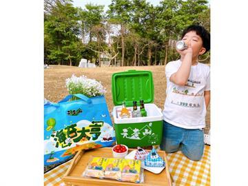 春遊連假玩什麼?元本山海苔大亨包吃包玩一次滿足